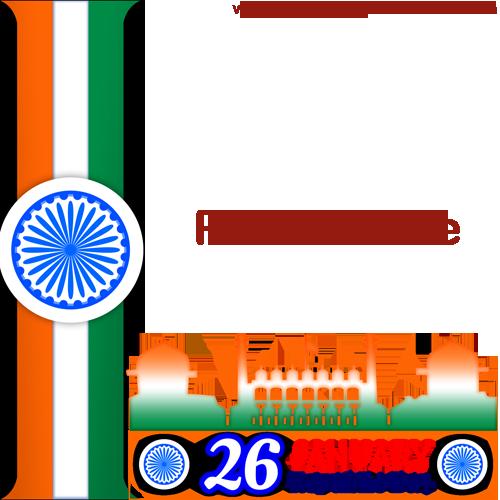 Happy Republic Day 2021 Wishes photo frame