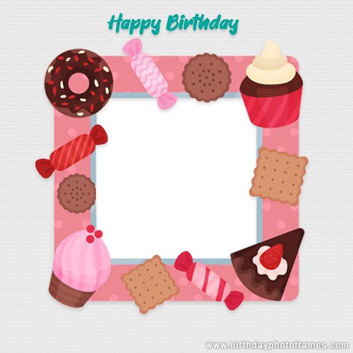 Online Happy Birthday Card Maker With Photo