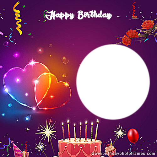 Birthday Card With Name.Create A Happy Birthday Card With Name