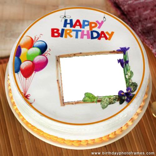 Happy Birthday Frame Kids